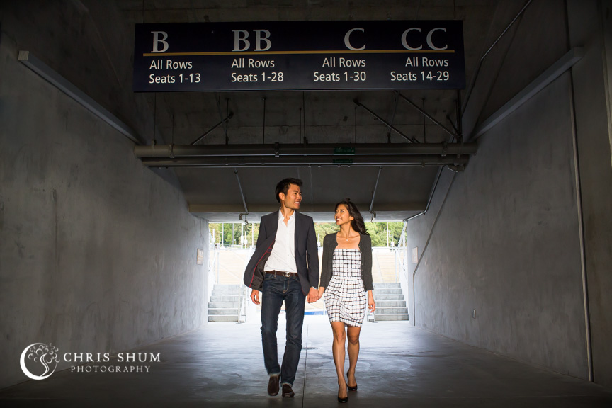san-francisco-wedding-photographer-Engagement-session-UC-Berkeley-Memorial-Stadium