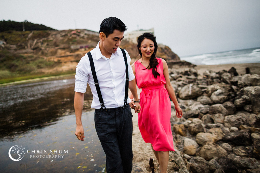 San_Francisco_wedding_photographer_Engagement_session_Palace_of_Fine_Arts_Sutro_bath_15