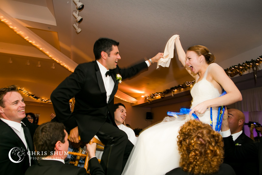 Destination-wedding-St-Pete-Florida-Jewish-Hora-dance