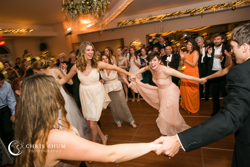 Destination-wedding-St-Pete-Florida-the-Jewish-circle-dances