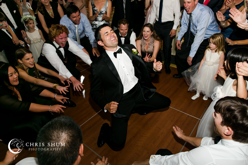 Destination-wedding-St-Pete-Florida-groom-dancing-away