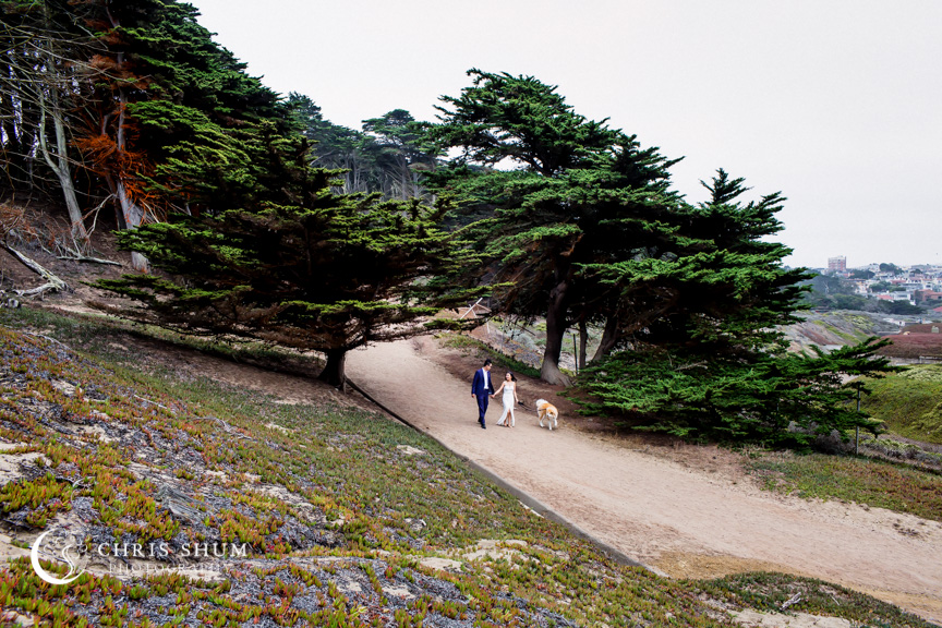 San_Francisco_wedding_photographer_Prewedding_Baker_Beach_Embarcadero_Center_05