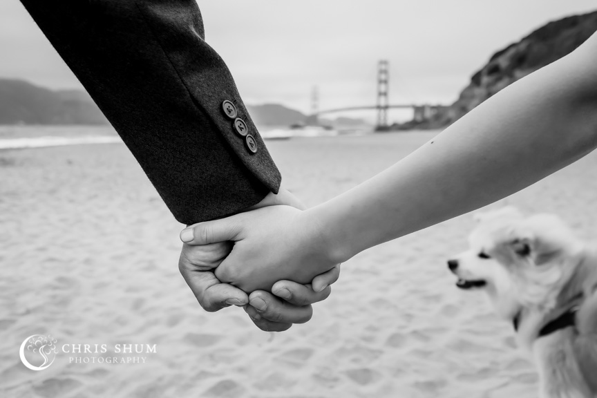 San_Francisco_wedding_photographer_Prewedding_Baker_Beach_Embarcadero_Center_08