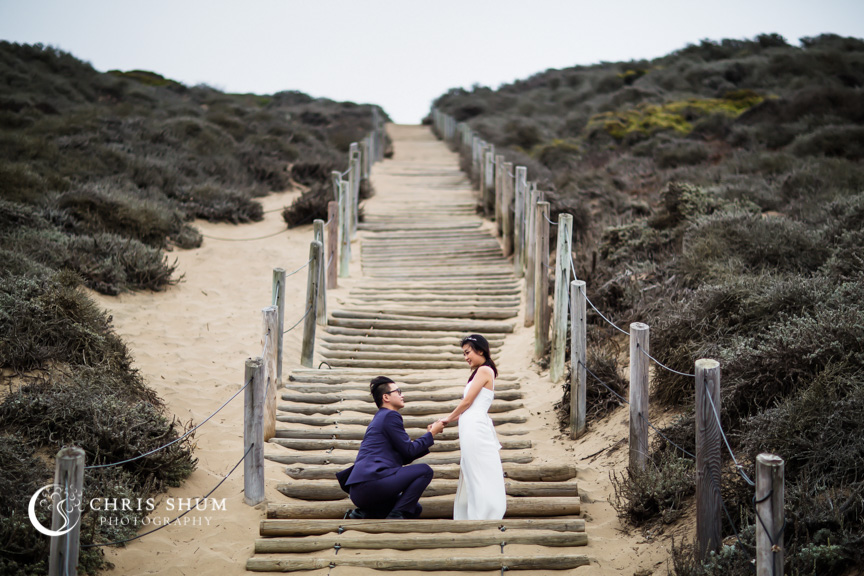 San_Francisco_wedding_photographer_Prewedding_Baker_Beach_Embarcadero_Center_09