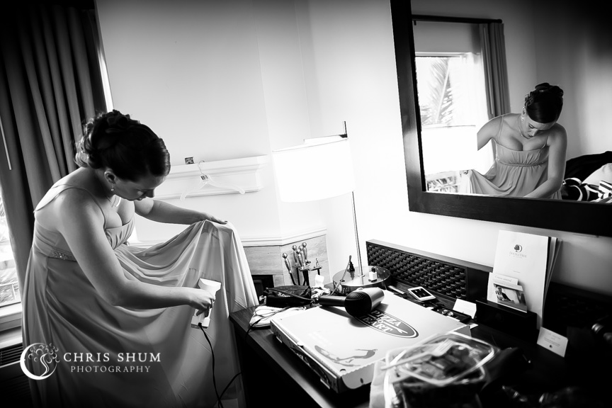 """San-Jose-Campbell-wedding-bridesmaid-getting-ready"""