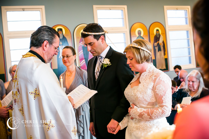 """San-Jose-Campbell-wedding-priest-reading-gospel"""