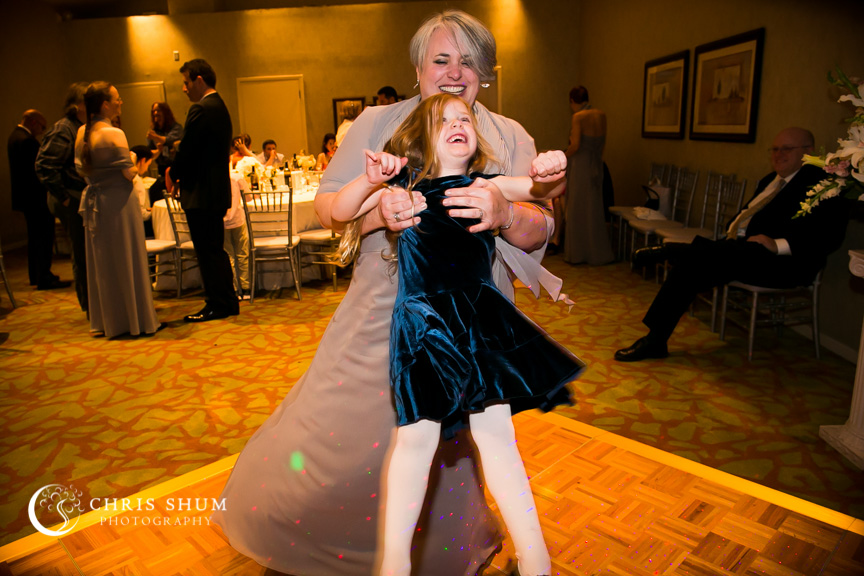 """San-Jose-Campbell-wedding-mom-dancing-with-daughter"""